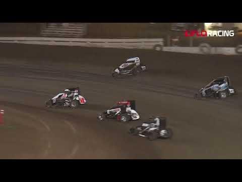 USAC Western States Midget Highlights | Merced Speedway 4.20.19