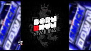 "WWE: ""Born 2 Run"" (SmackDown) [WWE Edit] Theme Song + AE (Arena Effect)"
