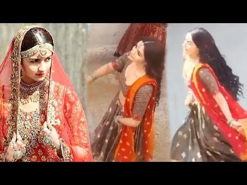 LEAKED VIDEO Alia Bhatt FIRST SONG Shoot From KALANK Sets Mp3