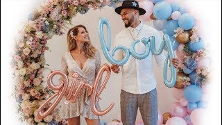 BOY OR GIRL 💗 💙 UNSERE GENDER REVEAL PARTY 💙 💗 Team Harrison