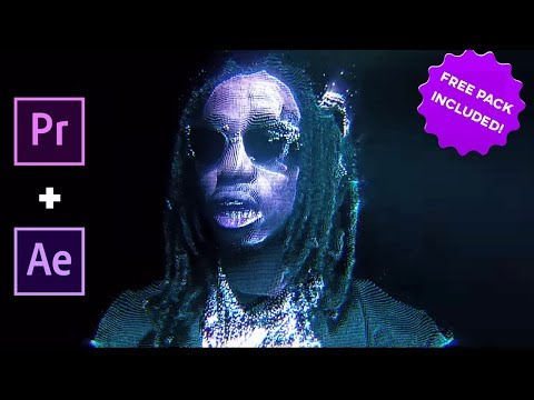 Migos, Nicki Minaj, Cardi B - Motorsport EFFECTS TUTORIAL! | FREE PACK INCLUDED