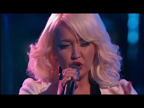 The Voice 2015 Meghan Linsey   Live Playoffs   Love Runs Out
