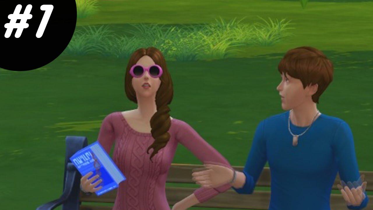 The Sims 4 : ท้องนภาโซฟาเดียวกัน #1