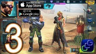 Evolution 2 Battle For Utopia Android iOS Walkthrough - Part 3 - Wreck Of Morose