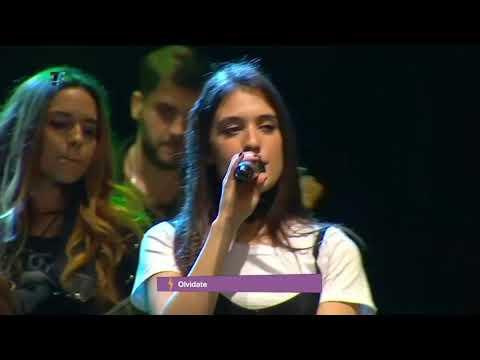 Olvidate  - Me quedo con vos - en vivo - premios de la musica uruguaya
