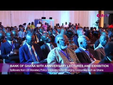 Bank of Ghana 60th Anniversary Lectures and Exhibition