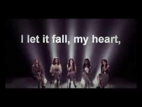 Fifth Harmony - Set fire to the rain (lyrics)