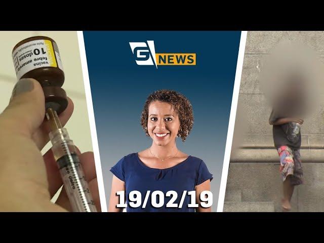 Gazeta News - 19/02/2019