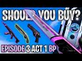 Gambar cover Should you BUY The NEW VALORANT BATTLEPASS?   EPISODE 3: ACT 1