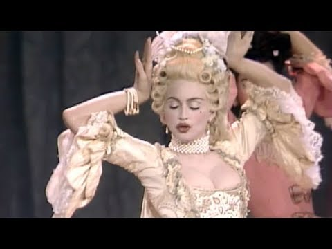 Madonna - Vogue (Live At The MTV Awards 1990)
