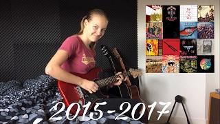 Guitar Progress - Two Years