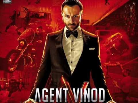 Agent Vinod  Theme