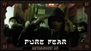 Antagonist A.D - Pure Fear (Official Music Video) YouTube Videos