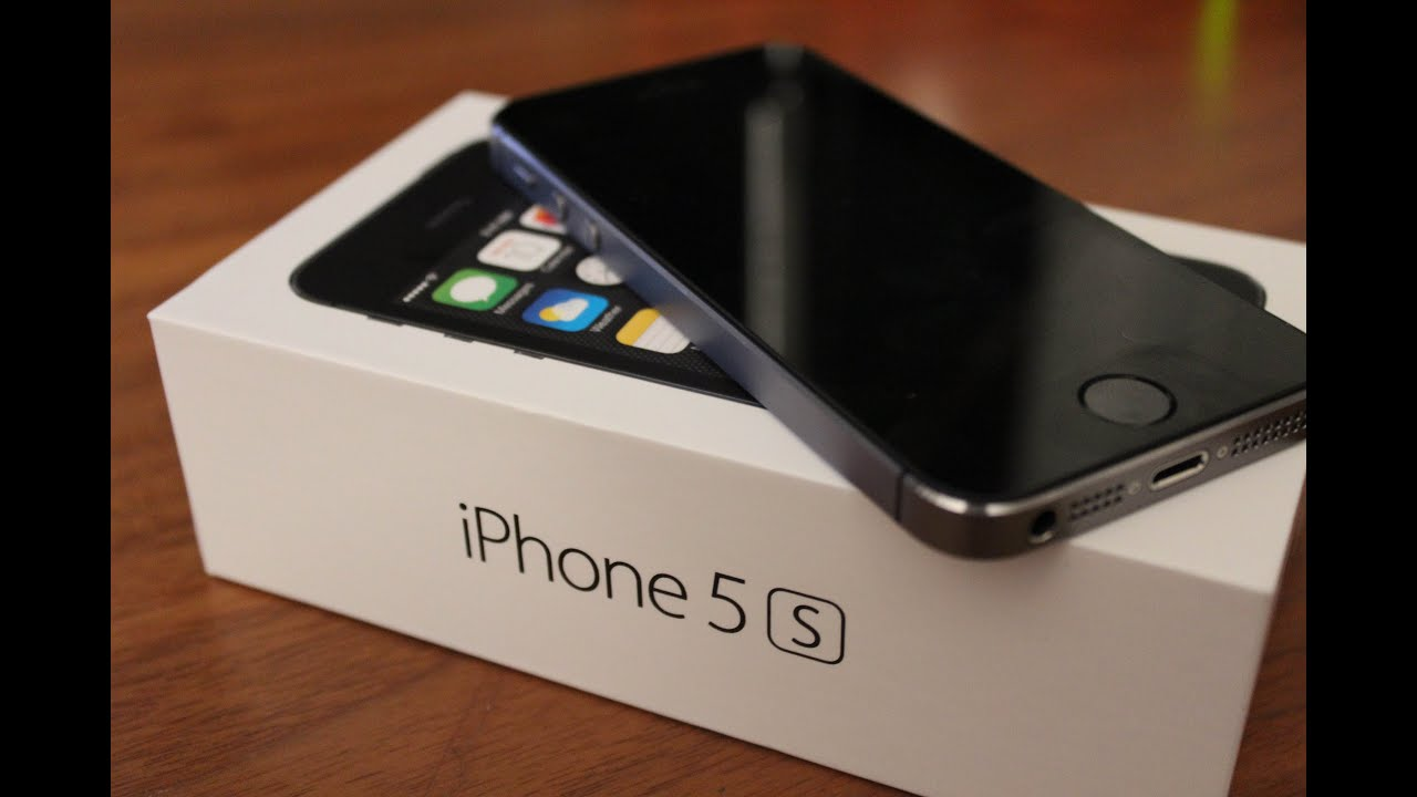 iPhone 5s Unboxing and First Impressions(HD) - YouTube