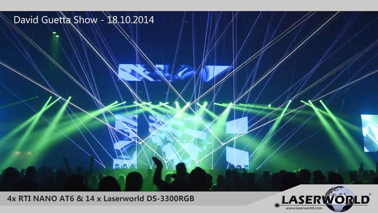 David Guetta - Brussels, Belgium