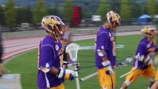 Sekawnee Baker 2016 Lacrosse Highlights