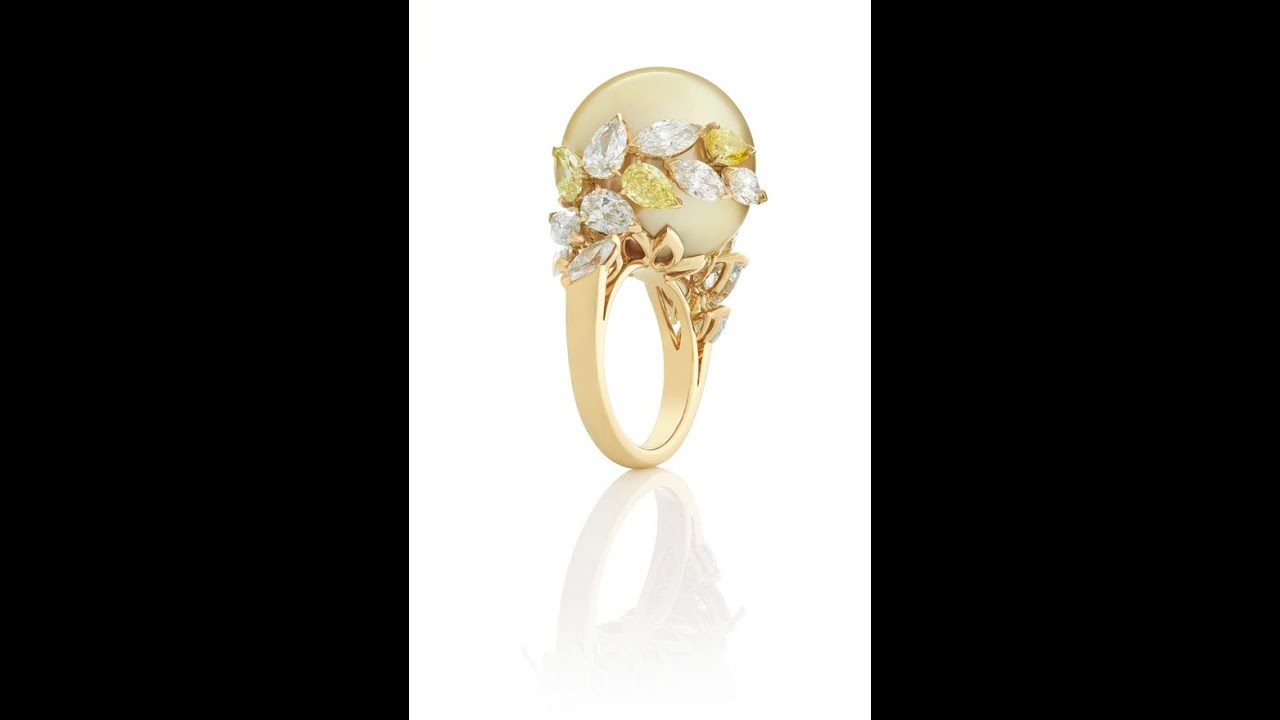 latest fashion rings for girls - YouTube