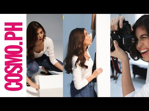 Maine Mendoza Did It All For Her May 2017 Cosmo Cover Shoot