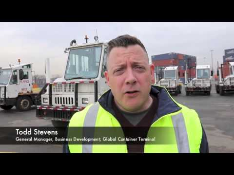 Waste brings more business at Staten Island's Global Container Terminal