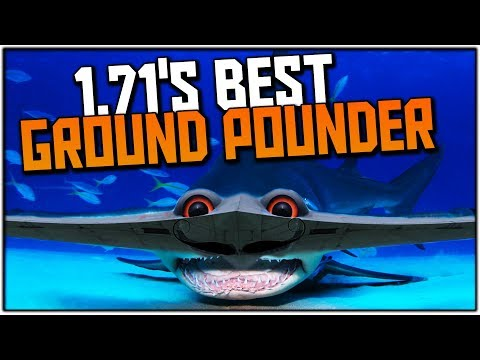 The BEST Patch 1.71 GROUND POUNDER