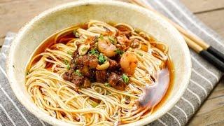 【八宝辣酱面】单这一碗,能顶上一大桌菜