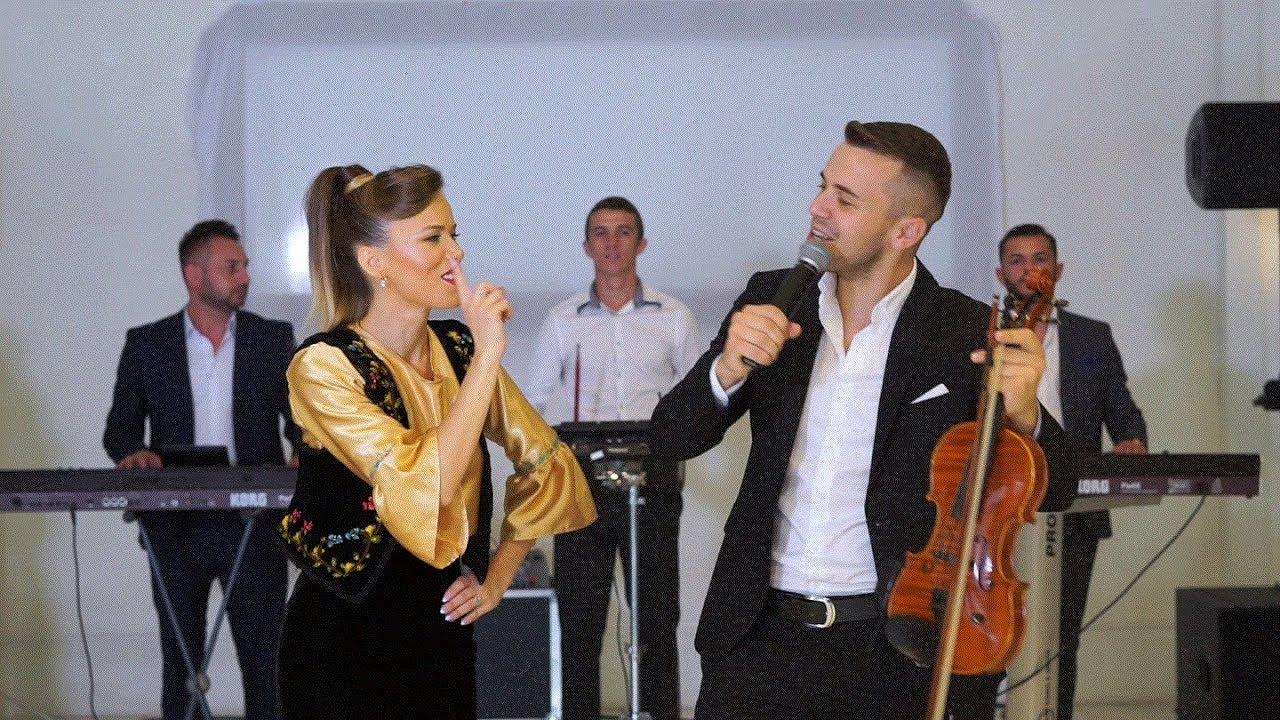 Download Victoria şi Bogdan Bizău - Hai Ardeal, Ardeal - Colaj etno 2018