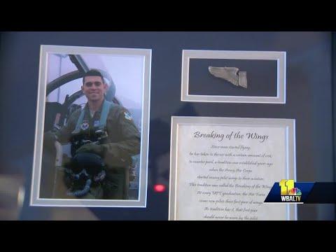 Air Force pilot killed in crash 'loved flying'