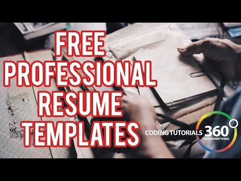 Free Resume Templates Done Fast and Easy - NovoResume Website Review