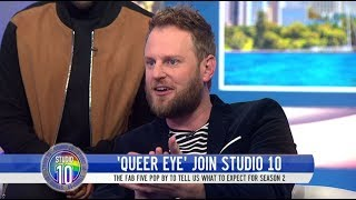 'Queer Eye' Fab 5 Reflect On Season 1 & More | Studio 10