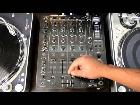 Reloop RMX-80 Four-Channel Digital DJ Professional Mixer Review Video
