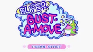 I Play: Super Bust-A-Move (GBA) - CPU Battle - Normal