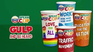 GULP Speak Cup...