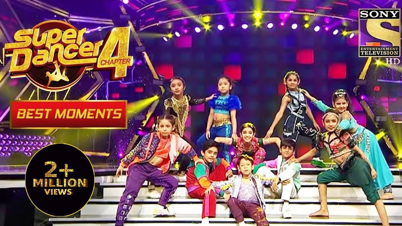 Download इन Little Contestants ने दिया एक Special Performance   Super Dancer 4   सुपर डांसर 4