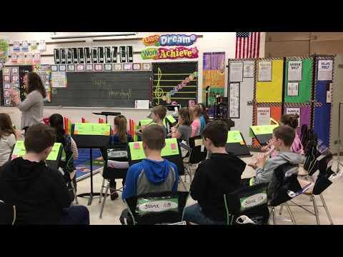 Onsted Elementary School, 3rd Grade Recorder