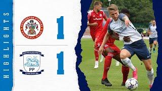 Highlights: Accrington Stanley 1 Preston North End 1