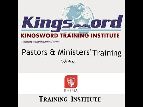 Pastors & Ministers Training with Rhema Bible Training Institute