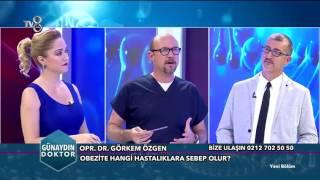 Dr. Görkem Özgen - Morbid Obezite ve Tedavisi - Günaydın Doktor (TV8 - 6.7.2017)