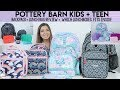 Pottery Barn Kids Backpacks Lunchboxes + PBTeen Review + Yumbox + Easy Lunchboxes