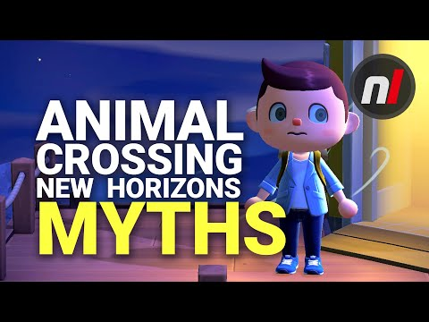 7 Animal Crossing: New Horizons Myths