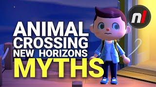 7 Animal Crossing: New Horizons Myths