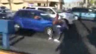 Crazy Crackhead goes Wild...Very Funny Shit  6/4/11