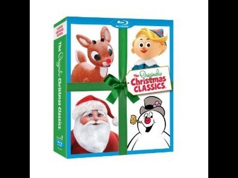 The Original Christmas Classics Blu-Ray Unboxing image