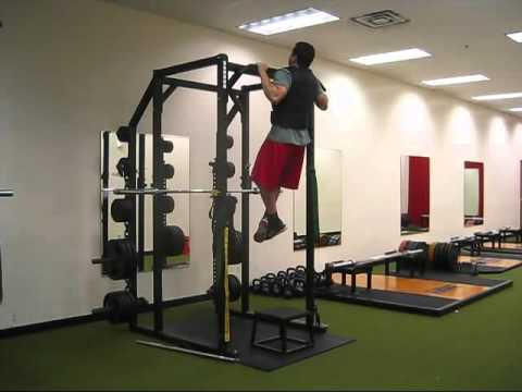 Pull-Up With Isometric Hold