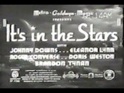 Swing: Johnny Downs - It's In TheStars (1938)