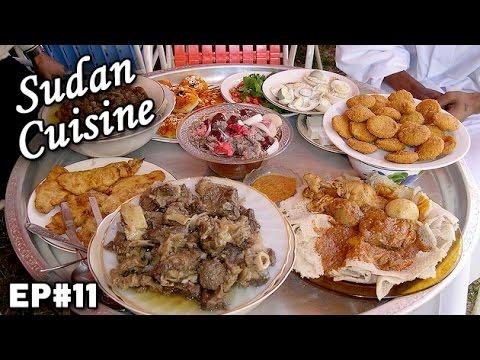 Sudanese Cuisine | Sudan | Cultural Flavors | EP 11 - YouTube