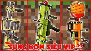 Súng Bom Vip Nhất Minecraft ??
