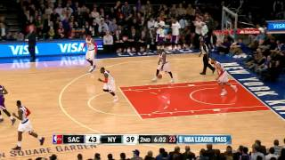 Jimmer Fredette 24 points vs. Knicks Full Highlights (2/12/14)