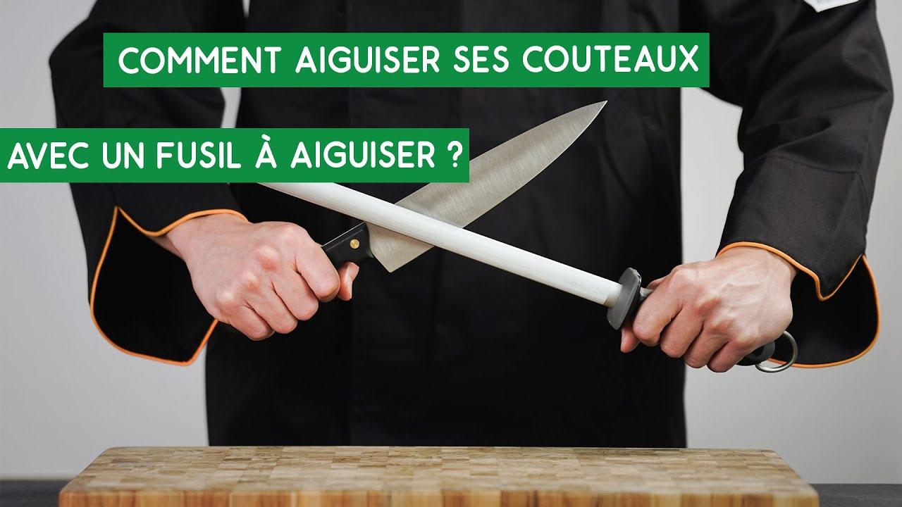 couteau electrique professionnel cuisine