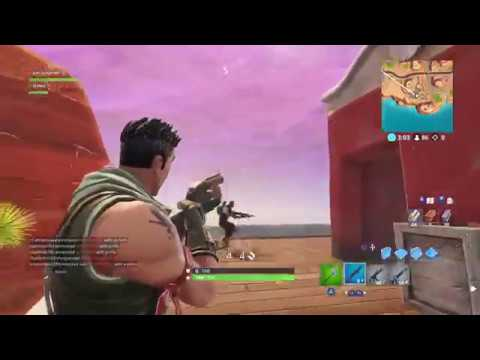 Fortnite Montage (Jackie Xan - To The Girl With Red Converses)
