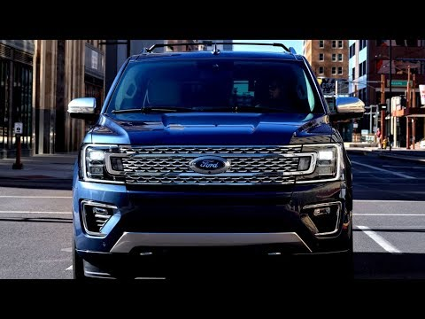 FORD Expedition - 2020 Bigger and Better SUV! Powerful Platinum